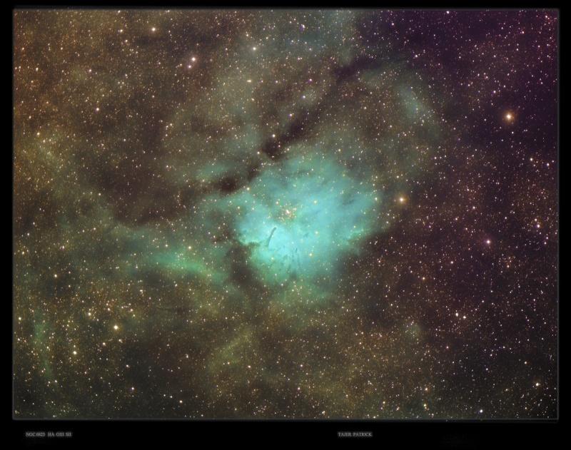 Astro plombier débutant   NGC 6823  bande étroite Compo-11