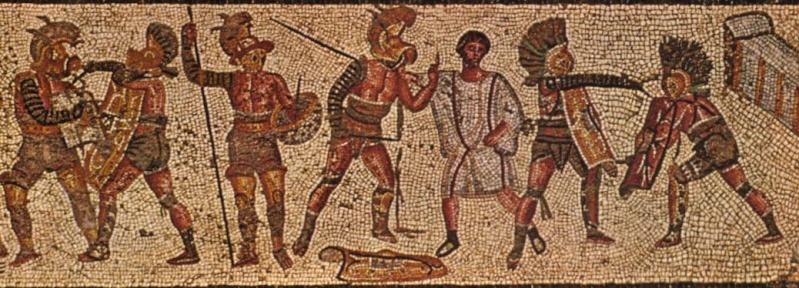 Gestuelle et bâton d'arbitre Mosaiq10