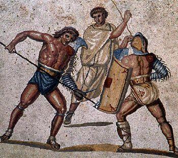 Gestuelle et bâton d'arbitre Mosaiq11
