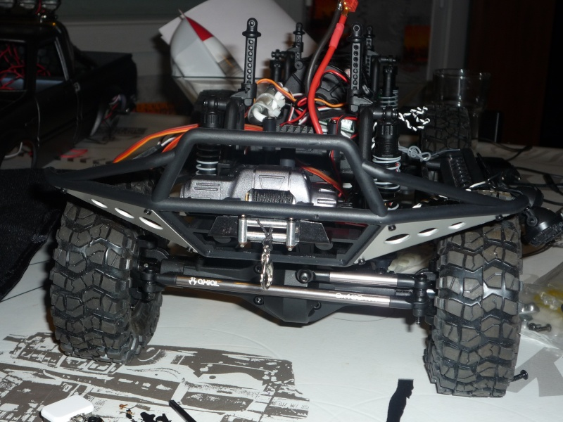 présentation de mon axial SCX10 P1020115