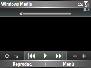 Mascaras para windows media player de windows mobile Black210
