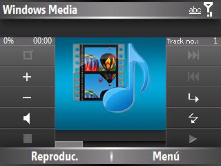 Mascaras para windows media player de windows mobile Window10
