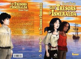 Les trésors d'Ismeralda, roman Couver10