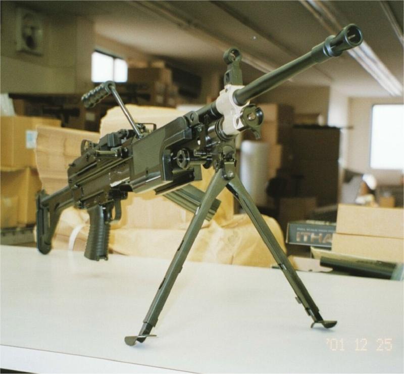 Airsoft : Village de Combat M249-f10
