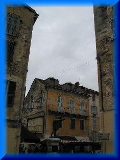 Corte Capitale historique de la Corse 1013
