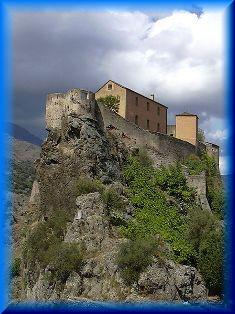 Corte Capitale historique de la Corse 1114
