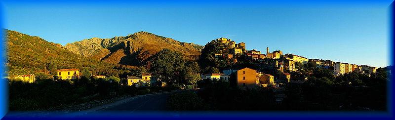 Corte Capitale historique de la Corse 116