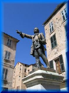 Corte Capitale historique de la Corse 315