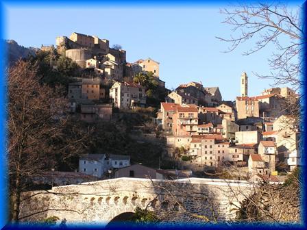 Corte Capitale historique de la Corse 616