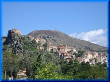 Corte Capitale historique de la Corse 813