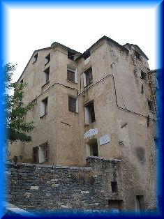 Corte Capitale historique de la Corse 913