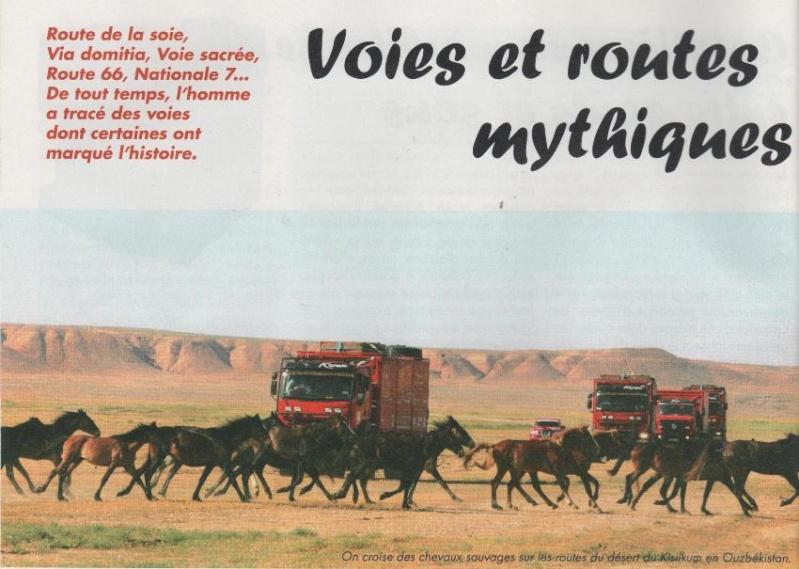 Voies et routes mythiques A10