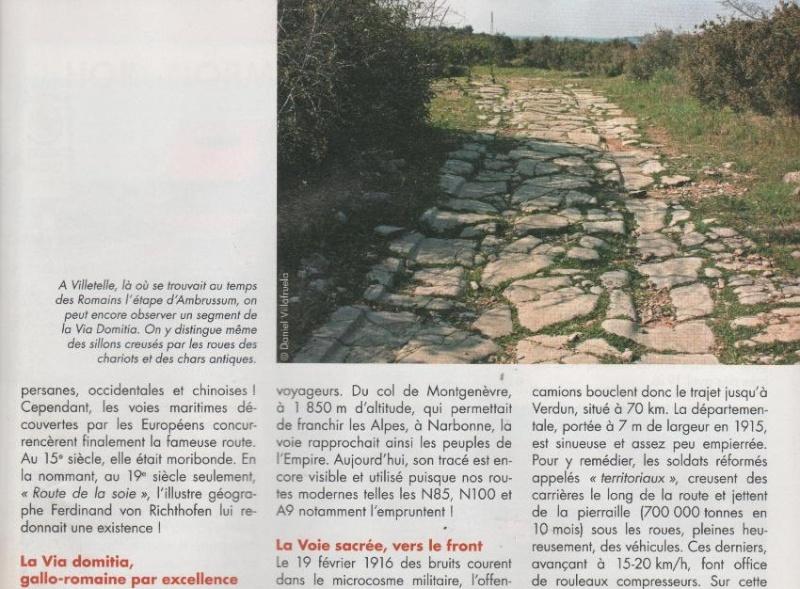 Voies et routes mythiques B10