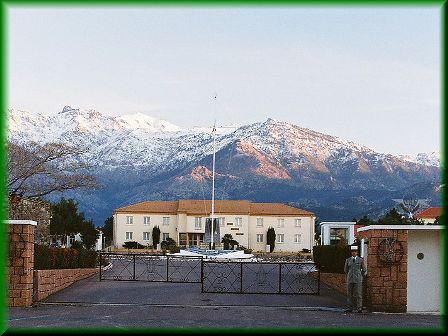 Calvi, le pays et la Légion Etrangère. Camp_r10