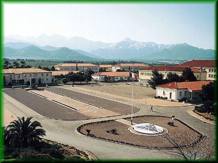Calvi, le pays et la Légion Etrangère. Camp_r11