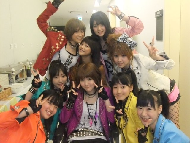 Morning musume '14 Mornin10