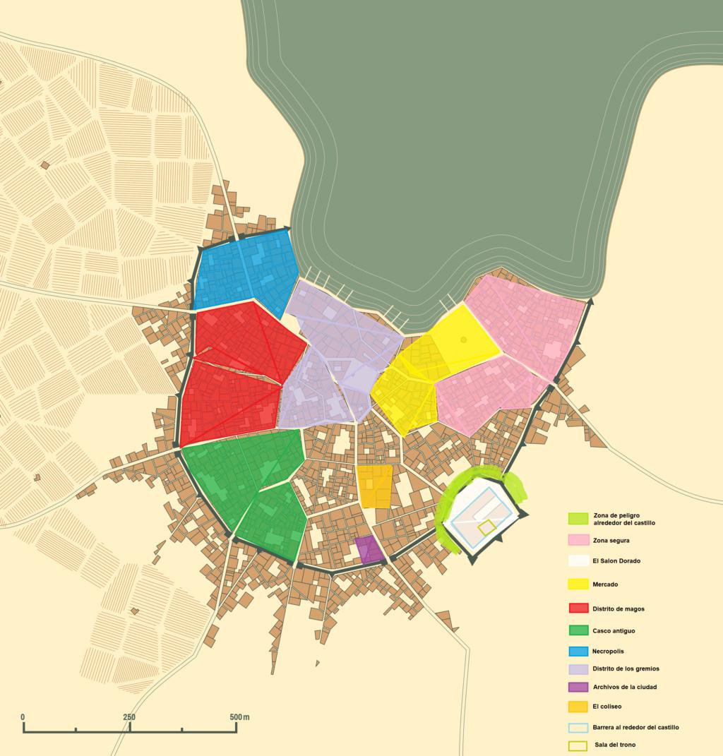 Mapa de la ciudad Ciudad10