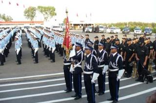 ضباط وعمداء شرطة يخضعون لتكوين بالمعهد الملكي للشرطة 8811