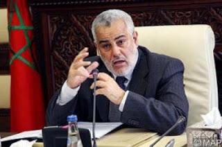 بنكيران ينفجر في وجه الداودي بسبب قرار وزير الصحة  Abdeli10