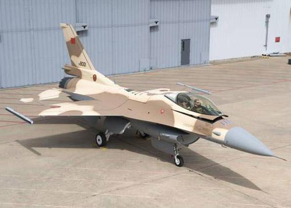 """صفقة طائرات """"إف16"""" تكلف المغرب 2,5 مليار دولار Maroc-10"""