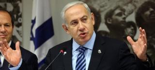 نتانياهو: الدول العربية ستستفيد من هجوم إسرائيلي محتمل على ايران Netany10
