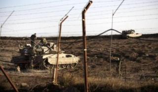 طلقات تحذيرية اسرائيلية باتجاه سوريا للمرة الاولى منذ 1974 Photo_10