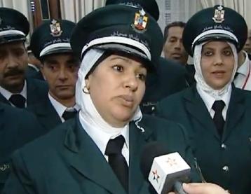 تخرج أول دفعة للشرطة الإدارية تضم 57 مراقبا  Police15