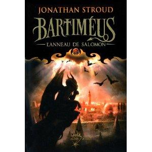 Stroud Jonathan - Bartimeus : L'Anneau de Salomon 51tcqr10