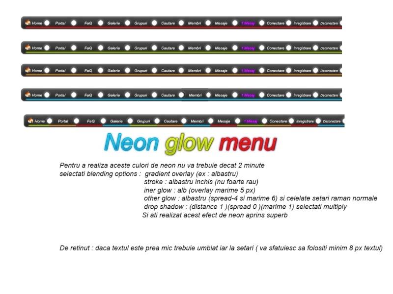 Meniuri Neol Light Previz10