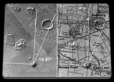 cydonia - Analyse détaillé du site de Cydonia sur Mars : Des structures qui n'ont rien de naturel Connex10