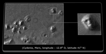 cydonia - Analyse détaillé du site de Cydonia sur Mars : Des structures qui n'ont rien de naturel Face10