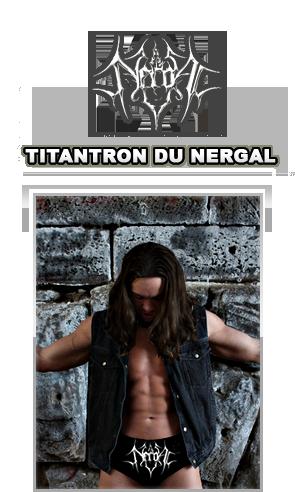 The Nergal VS Kane. Titant16