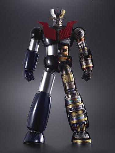 BANDAI (DX-Soul of Chogokin) : MAZINGER Z 042210
