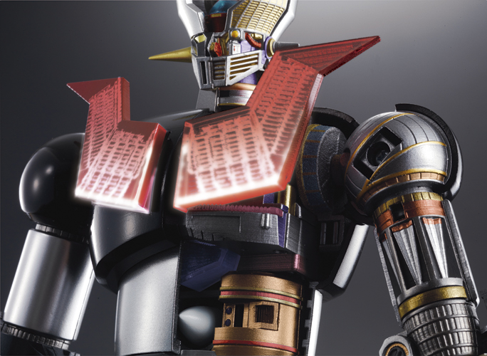 BANDAI (DX-Soul of Chogokin) : MAZINGER Z 092110