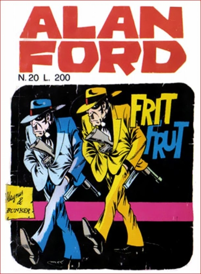 Alan Ford sondaggio Alanfo11