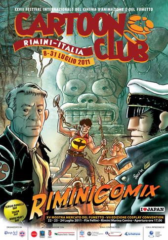 RIMINICOMIX 2011 Manife11