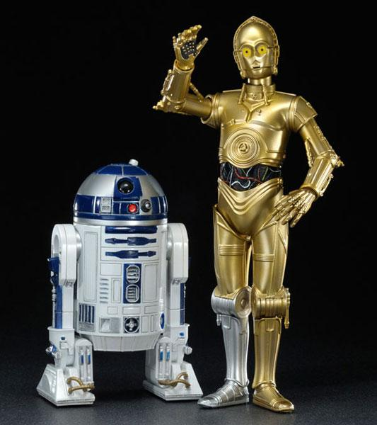 STAR WARS ARTFX C-3PO AND R2-D2 ARTFX Star_w10