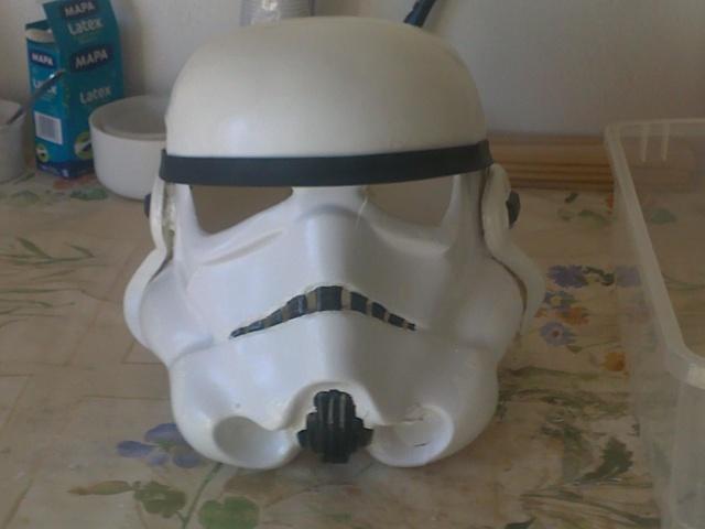 ROTJ helmet kit Verne restoration 02082012