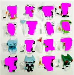Looking for Crappy Cat mini figures Crappy11