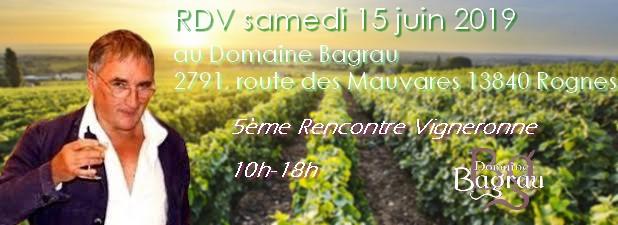 Alexandre Fabre et Régis Maynard à Rasteau (09/06/19) Bagrau10