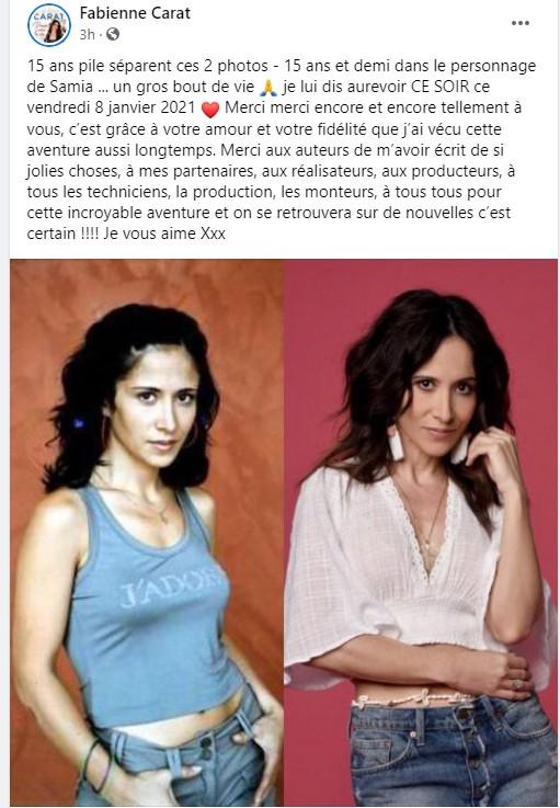 Samia Nassri (par Fabienne Carat) - Page 18 Carat15