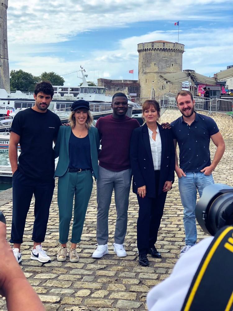 Les comédiens au Festival de la fiction TV La Rochelle - Page 2 E_pj6t10
