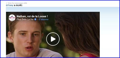 Lire les vidéos sur le forum (Firefox) Et510