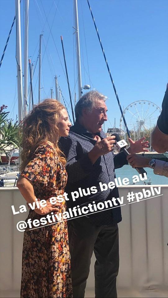 Les comédiens au Festival de la fiction TV La Rochelle - Page 2 Fftv410