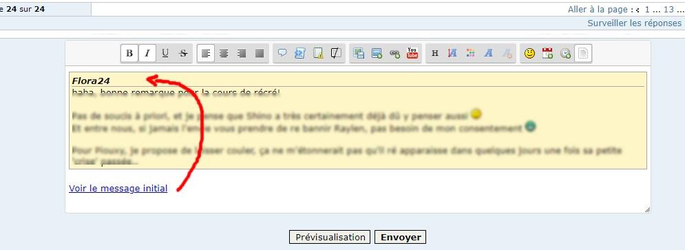 [PHPBB2] *RESOLU*Ajouter lien message dans titre citation Forum210