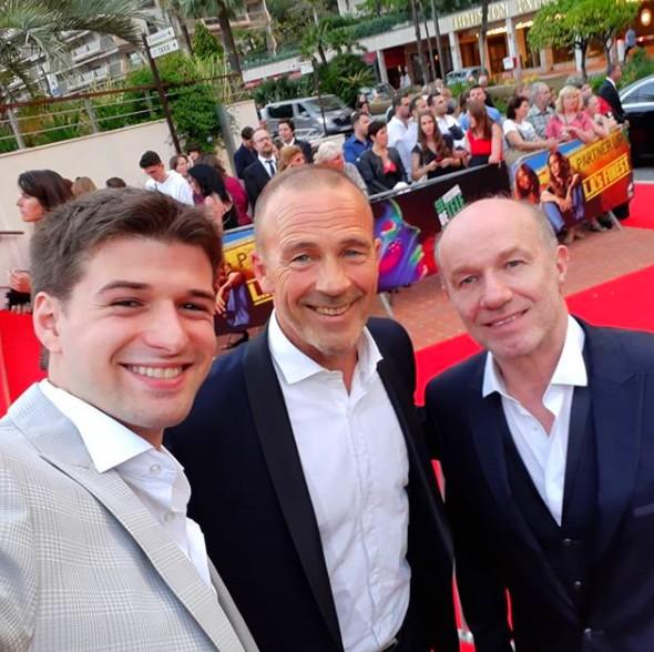 PBLV au Festival de Télévision Monte-Carlo - Page 2 Grant110