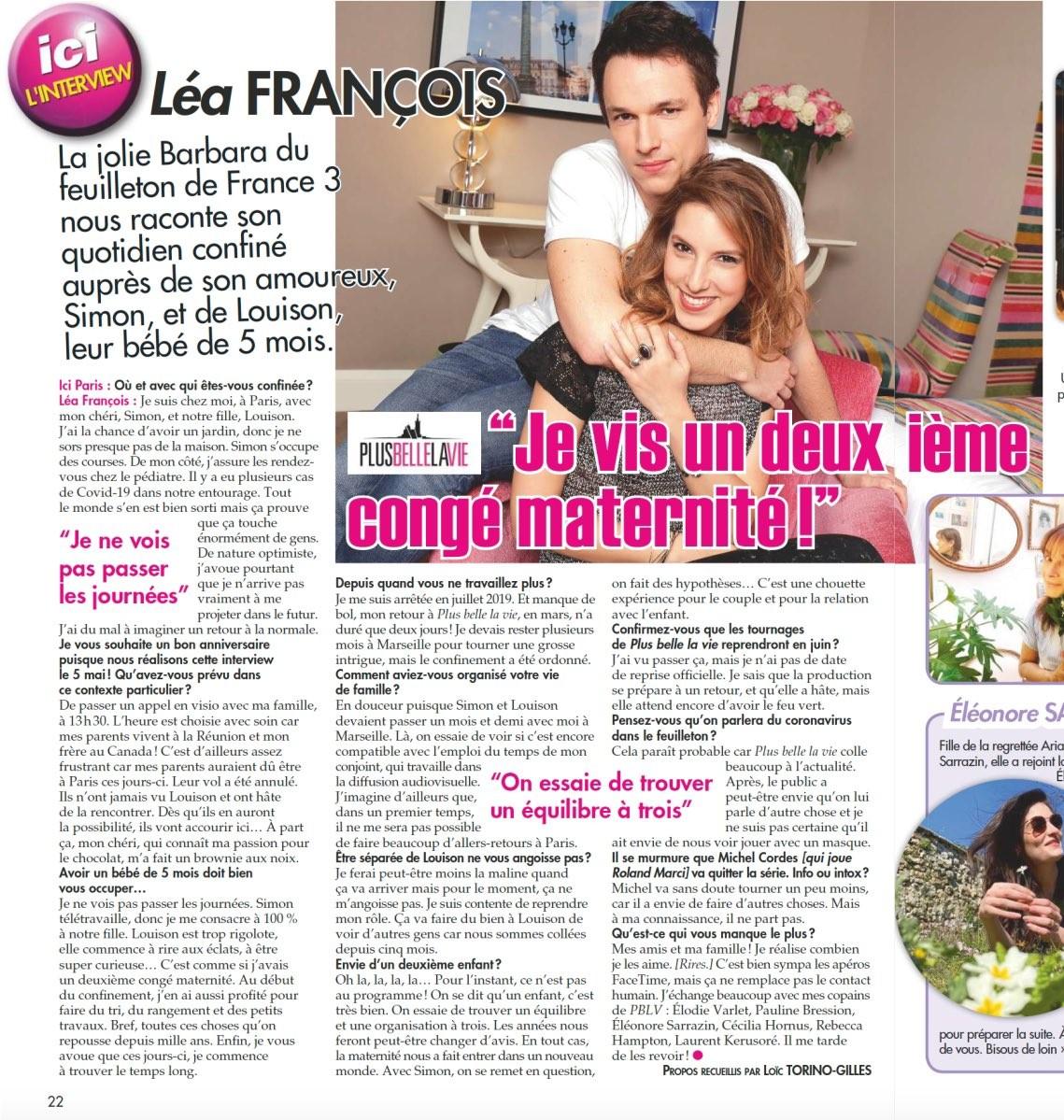 Rubrique PRESSE ! - Page 43 Ici_pa10