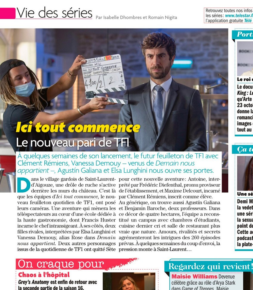 ITC : Ici Tout Commence (TF1) - Page 4 Itc110