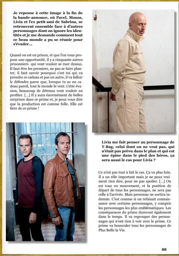 Interviews des comédiens et équipes - Page 11 Itw310