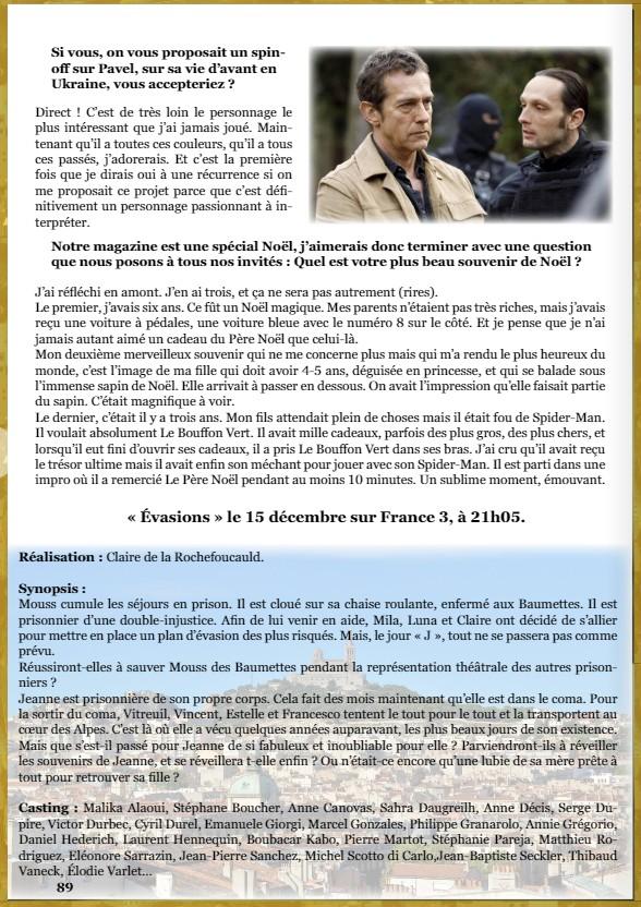 Interviews des comédiens et équipes - Page 11 Itw410